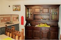 Casa della Meridiana kitchen
